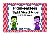 Frankenstein Sight Word Race