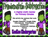 Frankenstein Subtraction-A Digital Math Center for Google