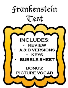 Frankenstein Test for Comprehension