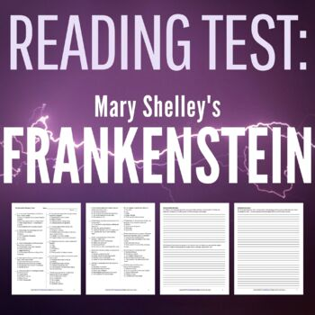 Frankenstein Test (whole-book reading check)