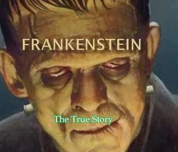 Frankenstein - The Full History - Power Point - Informatio