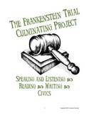Frankenstein Trial Activity