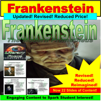 Frankenstein : Ultimate PowerPoint