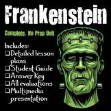 Frankenstein Unit (Digital resources)