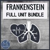 Frankenstein Whole Unit Bundle - AP Literature