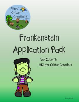 Frankenstein and Bride of Frankenstein Applications