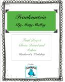 Frankenstein by Mary Shelley Choice Board