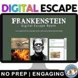 Frankenstein by Mary Shelley Digital Escape Room Review