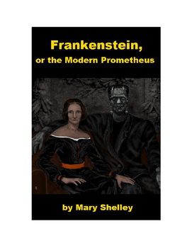 Frankenstein by Mary Shelly: Digital Book