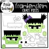 Frankenstein or Crankenstein Craft Pieces (The Price of Te