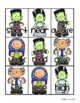 Halloween: Frankenstein's Laboratory Antonyms Match