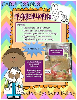 Frankenworms Experiment