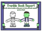 Frankie Book Report- October Fun!