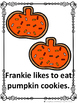 Frankie Likes To Eat (A Sight Word Emergent Reader and Teacher Lap Book)