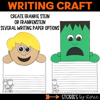 Frankie Stein (Book Questions, Vocabulary, & Crafts)