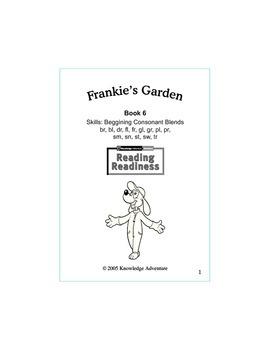 Frankie's Garden...Book 6