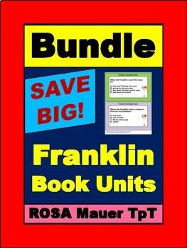 Franklin Book Unit Bundle