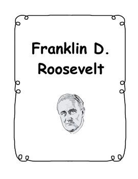 Franklin D. Roosevelt - American Heroes Series