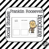 Franklin D. Roosevelt Brochure