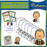 Franklin D. Roosevelt Interactive Foldable Booklets - EBOOK