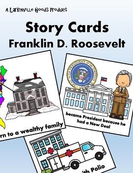 Franklin D. Roosevelt Story Cards