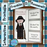 Franklin D. Roosevelt Writing