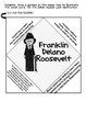 Famous Americans: Franklin Delano Roosevelt & Eleanor Roosevelt Literacy Unit