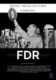 Franklin Delano Roosevelt Mini Poster