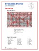Franklin Pierce - US Presidents Hidden Message Word Search and Fill in the Blank