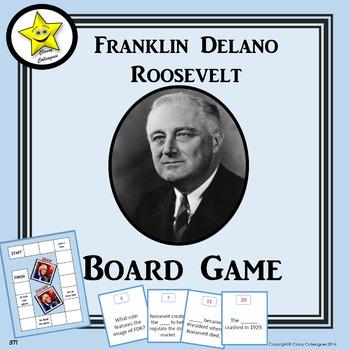 Franklin Roosevelt Board Game