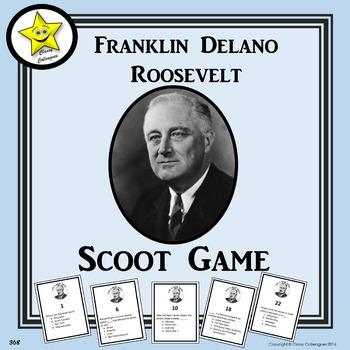 Franklin Roosevelt Scoot Game