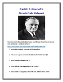 Franklin Roosevelt's Fireside Chats Webquest (With Answer Key!)