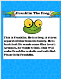 Franklin The Frog (Number Sense)