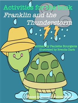 Back to School Sight Words Franklin and the Thunderstorm  Game! Quiz!  K-3