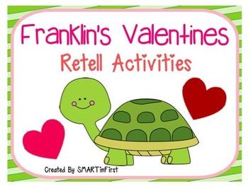 Franklin's Valentines Retell Activities