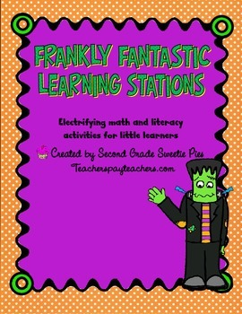 Frankly Fantastic Math and Literacy Learning Stations