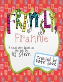 Frankly, Frannie [novel unit]