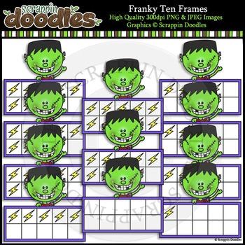 Franky Ten Frames