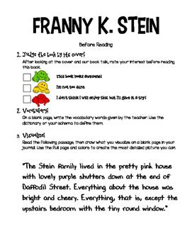 Franny K. Stein Mad Scientist