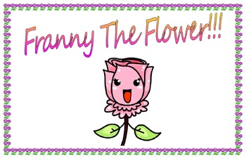 Franny the flower