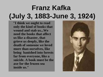 Franz Kafka - PowerPoint
