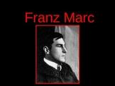 Franz Marc 1st Grade PowerPoint