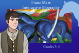 Franz Marc Interactive Biography for Kids