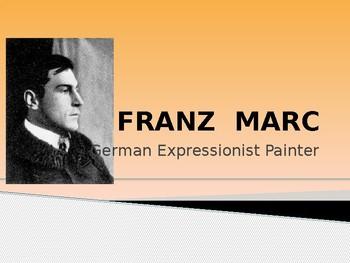 Franz Marc Powerpoint