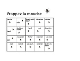 Frappez la mouche French days and months