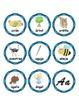 Frasco de las vocales-Spanish Vowels Jar