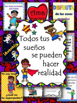 Spanish Poster FREEBIE
