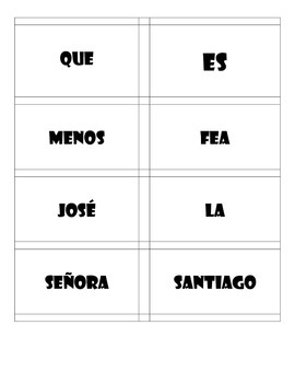 Frases Misteriosas Realidades 6a comparisons superlatives cooperative learning