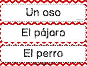 Frases/Oraciones divertidas: lectura, escritura, gramática, centros, estaciones