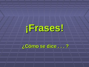Frases - Review